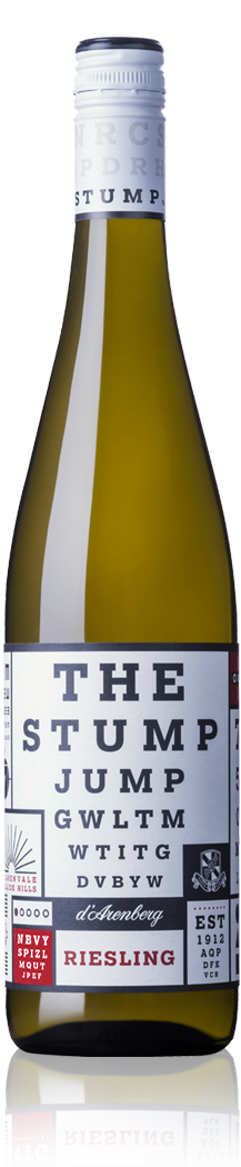 THE STUMP JUMP RIESLING 2018