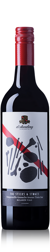 THE STICKS & STONES TEMPRANILLO BLEND 2014