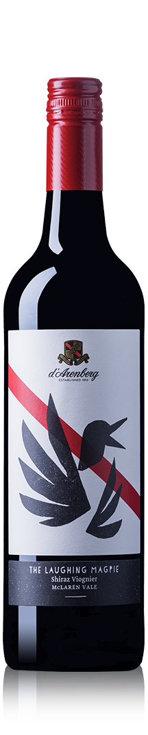 THE LAUGHING MAGPIE SHIRAZ VIOGNIER 2015