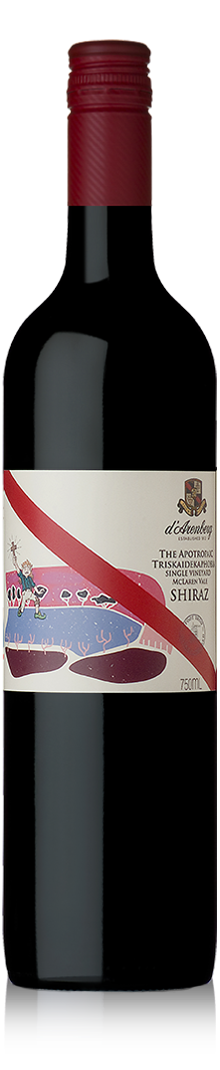 2013 The Apotropaic Triskaidekaphobia Single Vineyard Shiraz