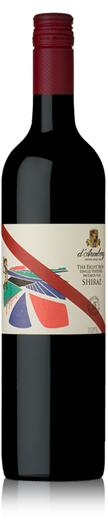2013 The Eight Iron Single Vineyard Shiraz