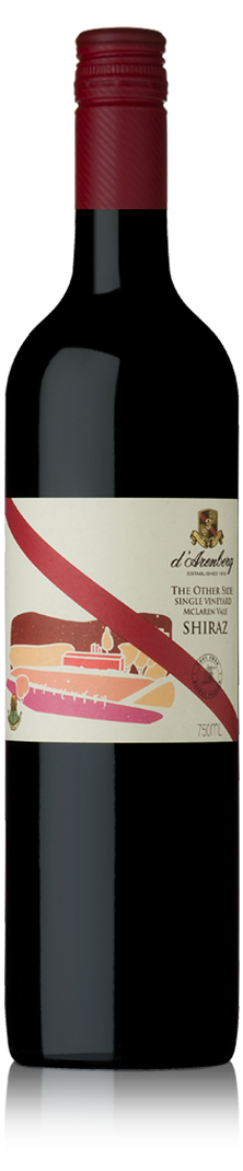 THE OTHER SIDE SINGLE VINEYARD SHIRAZ 2012