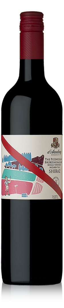 2013 The Pickwickian Brobdingnagian Single Vineyard Shiraz