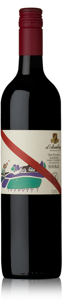 2013 The Piceous Lodestar Single Vineyard Shiraz