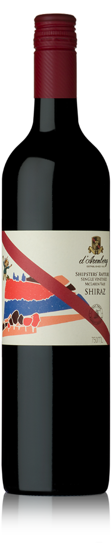 2013 Shipsters' Rapture Single Vineyard Shiraz