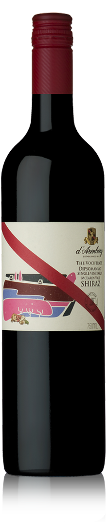 2013 The Vociferate Dipsomaniac Single Vineyard Shiraz